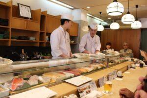 daiwa sushi mercato del pesce tokyo ristorante