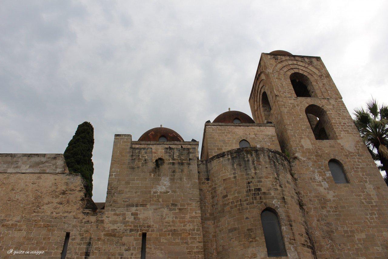 visita alla chiesa di san giovanni degli eremiti palermo