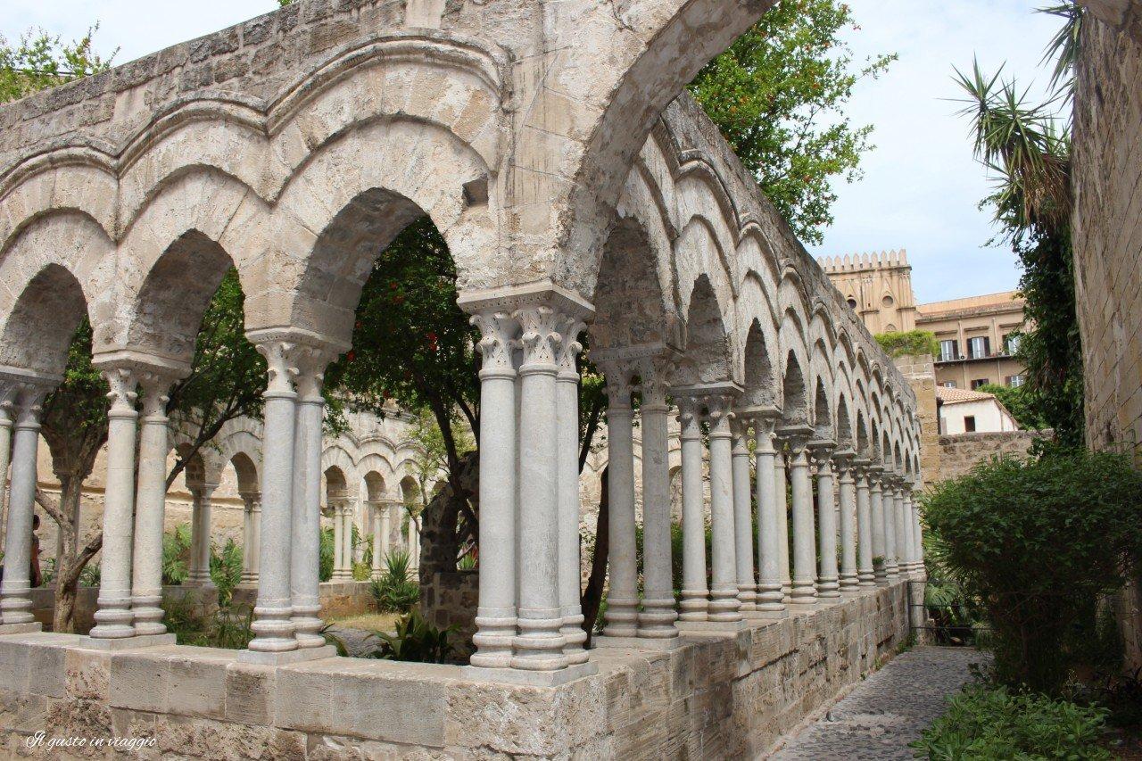 chiostro san giovanni eremiti palermo, visita alla chiesa di san giovanni degli eremiti palermo costi orari