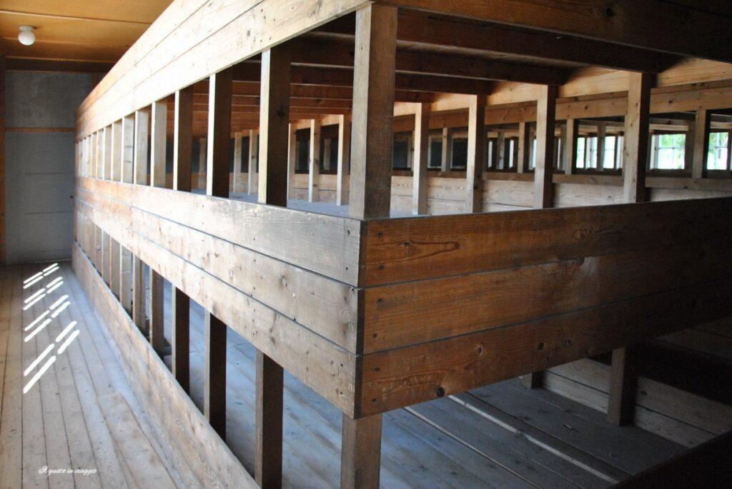 dormitorio dachau visita al campo di concentramento di dachau germania