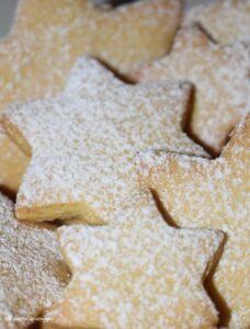 biscotti di natale alla cannella e zenzero stelle di natale biscotti alla cannella
