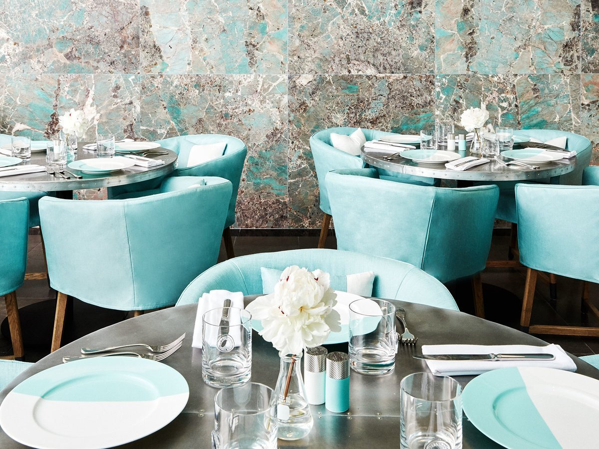colazione da tiffany al bule box cafe new york tiffany breakfast