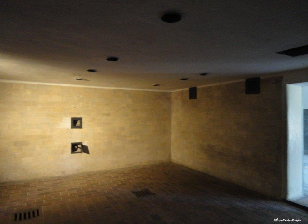 camera a gas camere a gas campo di concentramento visita al campo di concentramento di dachau germania
