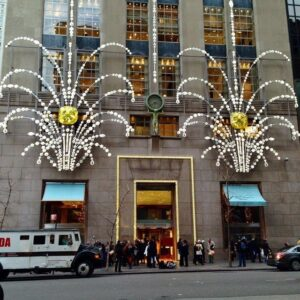 tiffany & Co new york vetrine di natale di new york vetrine natale di tiffany