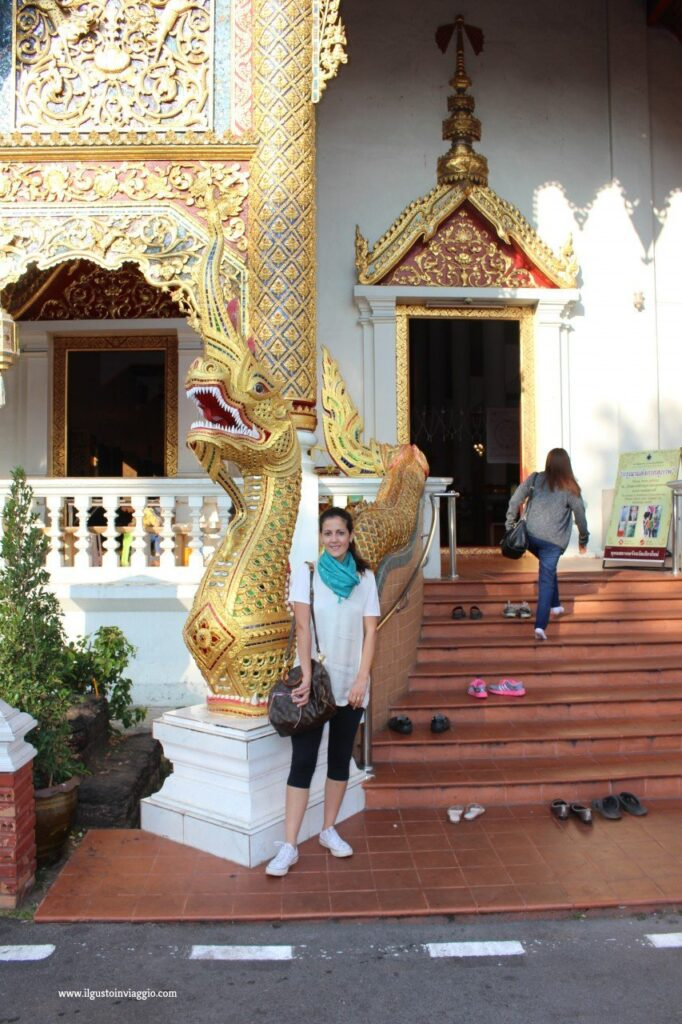 due giorni a chiang mai, wat phra sing temple chiang mai
