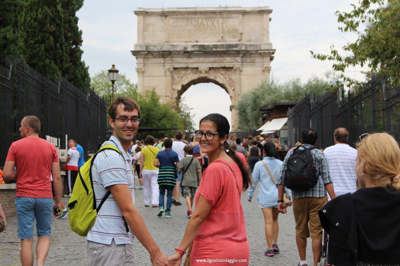 Fori Imperiali, due giorni a Roma