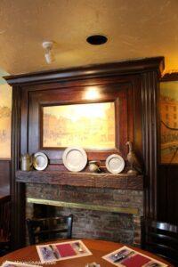 mangiare la clam chowder a boston Union Oyster House 1826 Boston