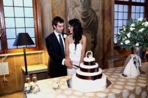 La Veranda Ristorante, Wedding cake, due giorni a roma