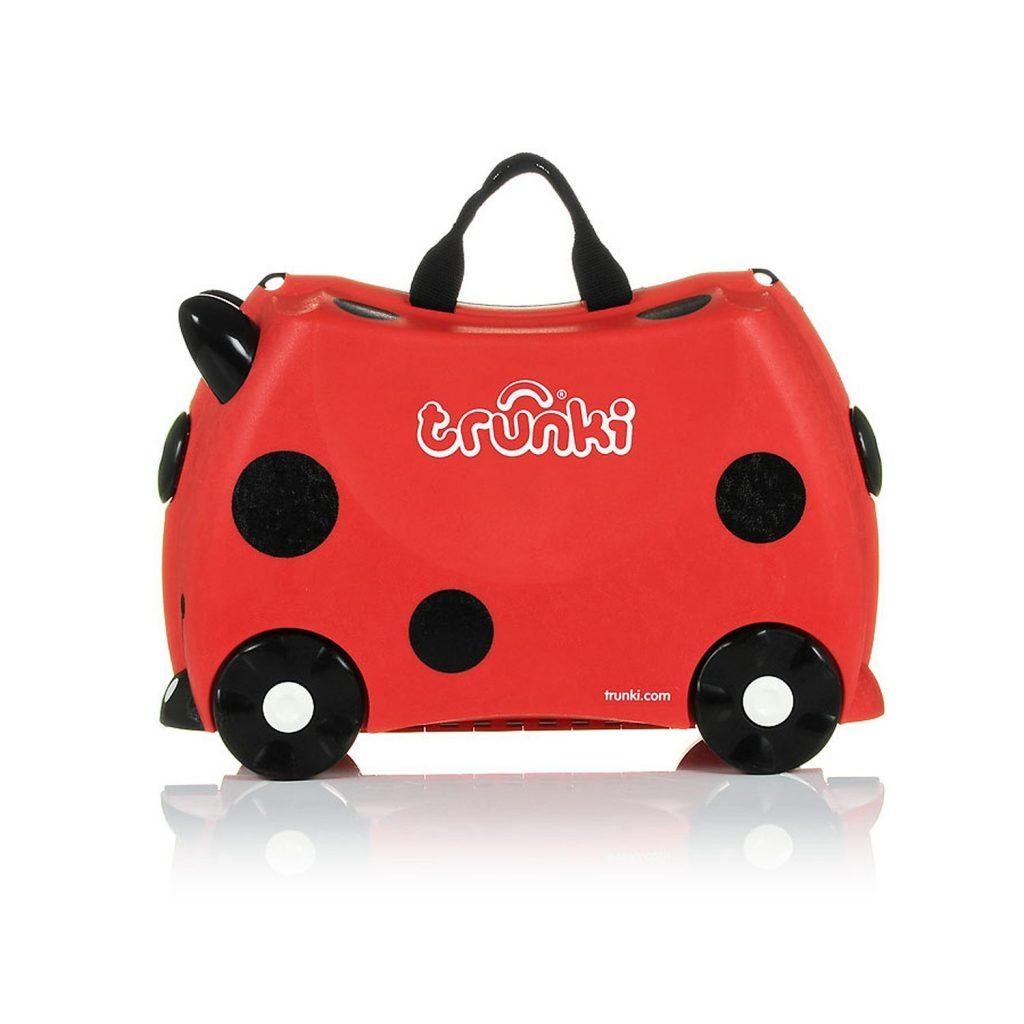 valigia per i bambini per new york