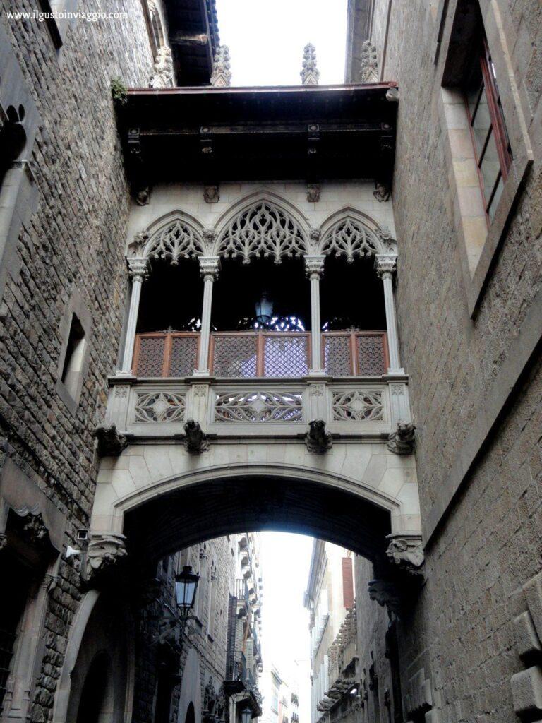 barrio gotico barcellona, week end a barcellona
