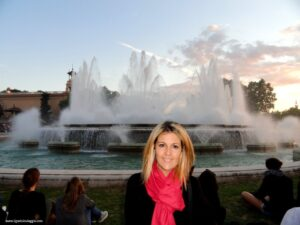 fontane magiche barcellona, week end a barcellona