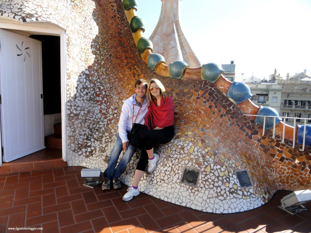 casa battlo, week end a barcellona