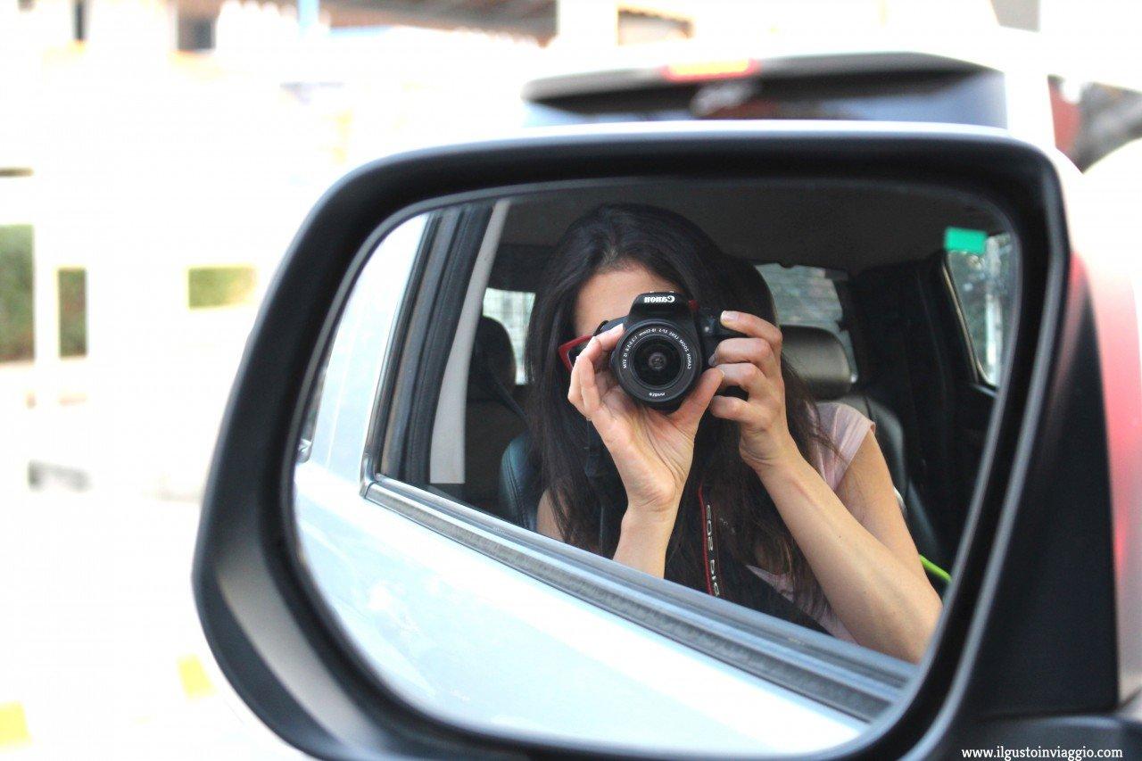 chi sono, selfi in auto, noleggio auto thailandia, guidare in thailandia