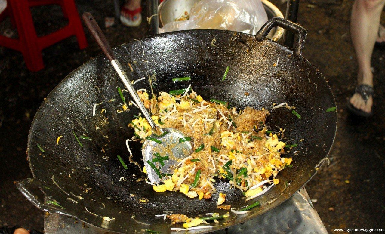 pad thai, cucina thailandese, street food thai