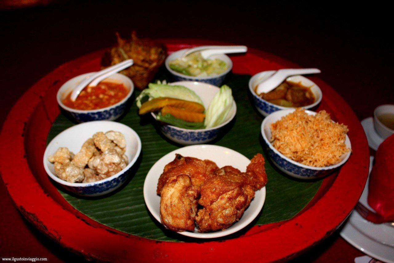 cucina thailandese, old chiang mai cultural center,