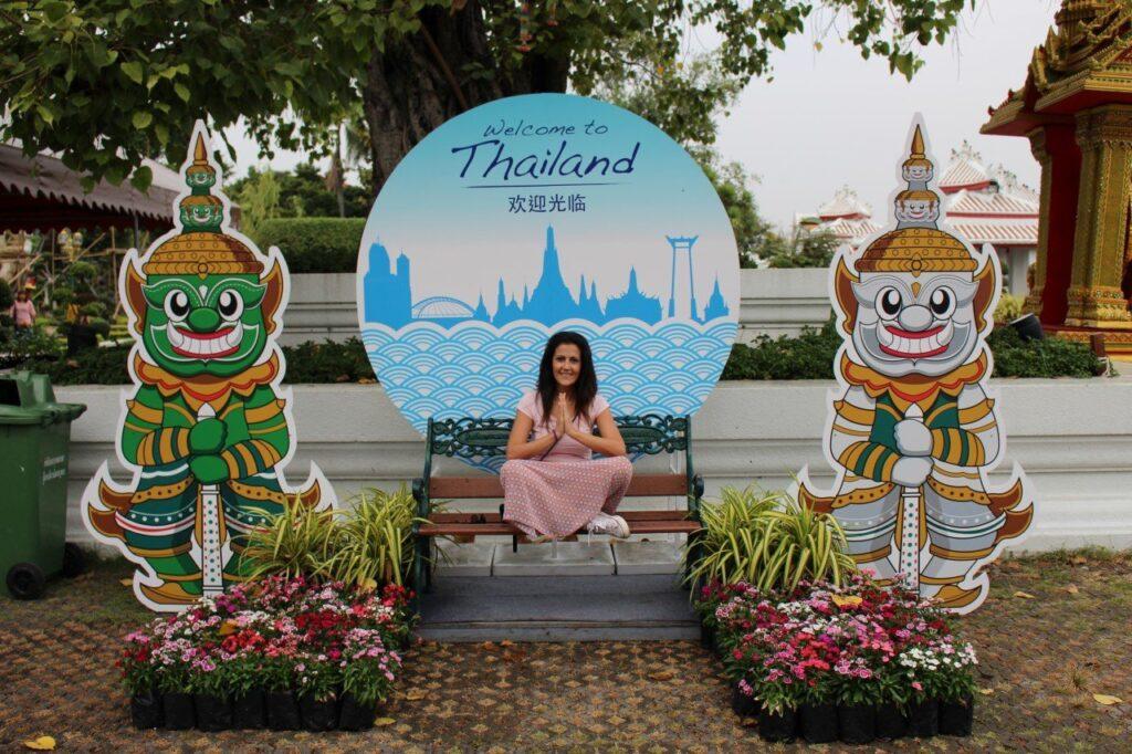 bangkok con i bambini, quanto costa un viaggio fai da te in thailnadia, due giorni a bangkok, wat arun gardens