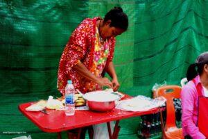 cucina thailandese, street food thailandia