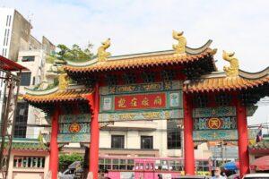 chinatown bangkok, due giorni a bangkok