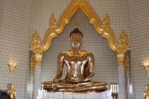 wat traimit, buddha oro, due giorni a bangkok