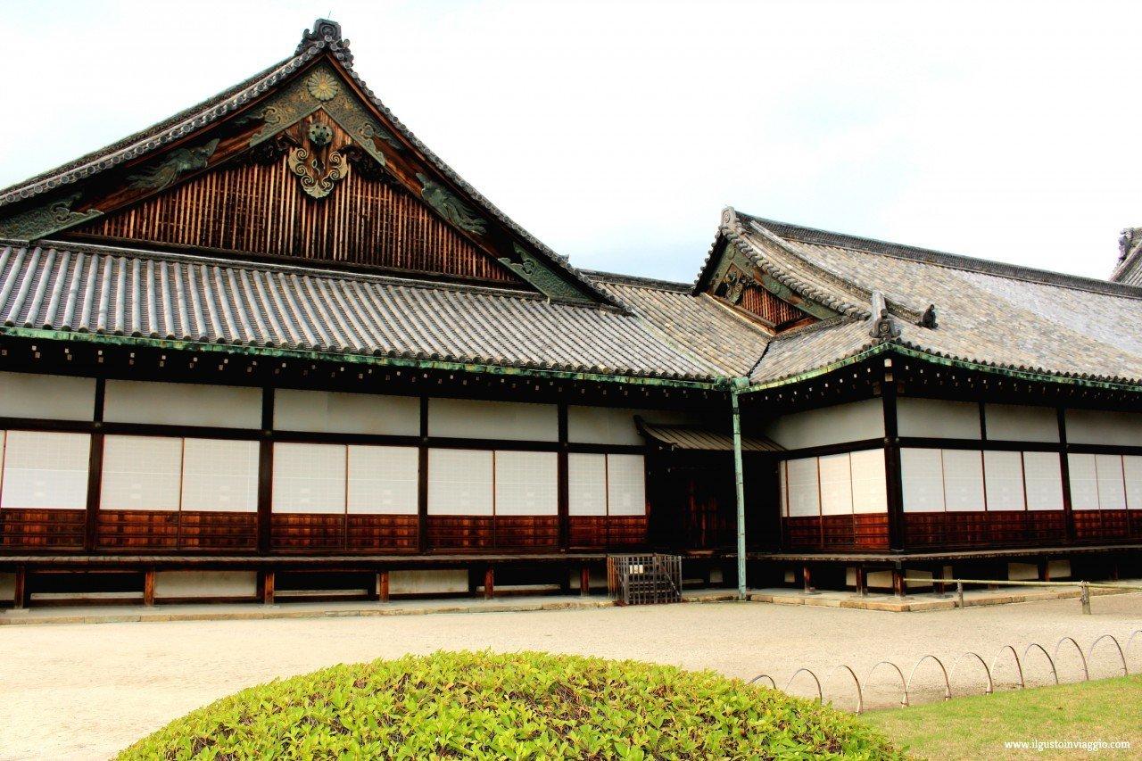 visita al nijo castle, kyoto