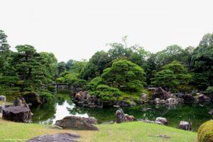 visita al nijo castle, nijo jo garden, kyoto castle