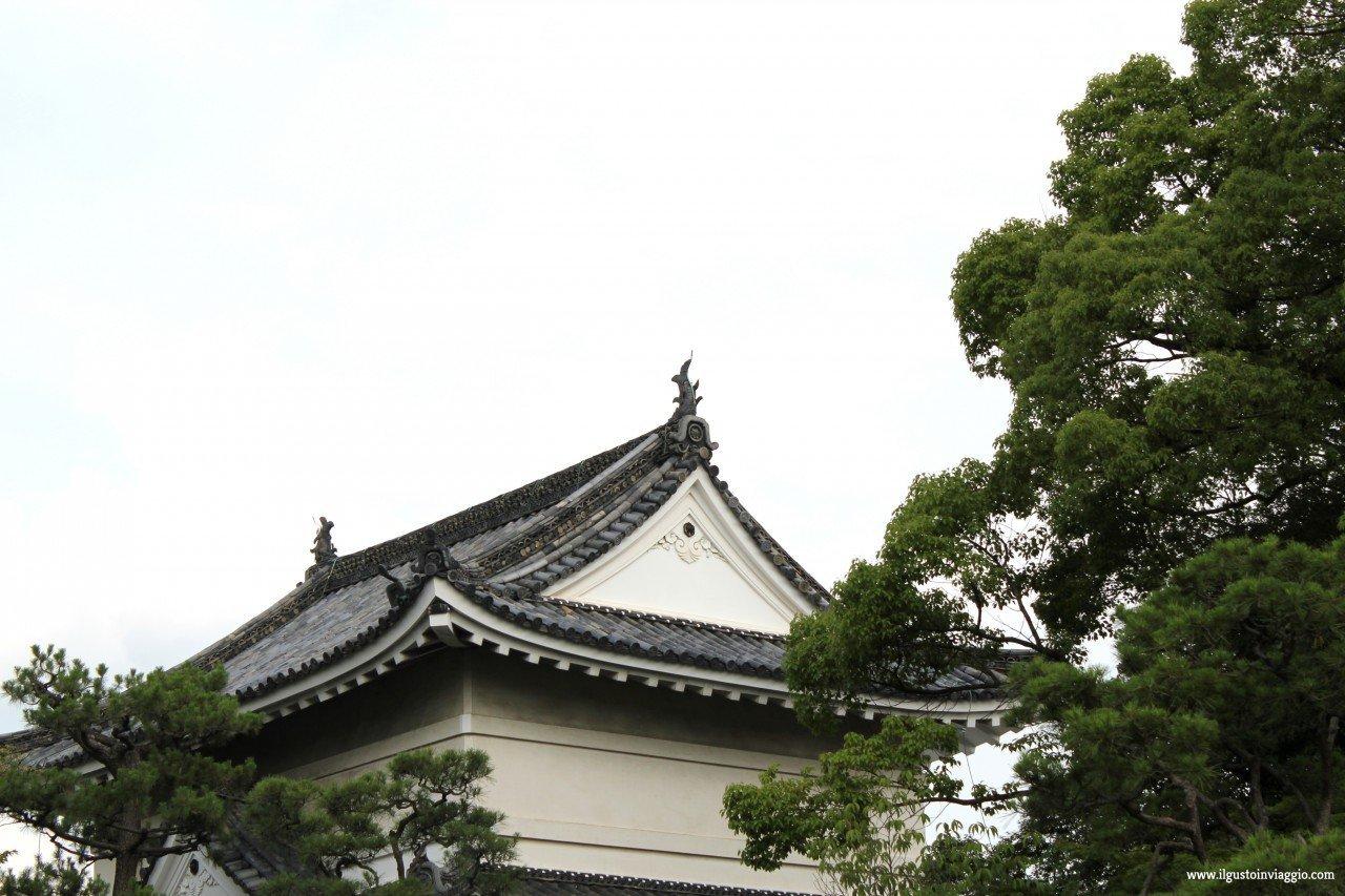 visita al nijo castle kyoto