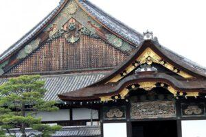 visita al nijo castle, kyoto nijo