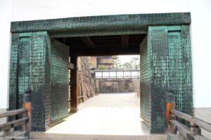visita al nijo castle, kyoto,