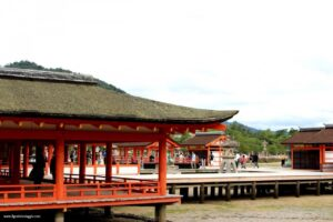miyajima fai da te, itsukushima