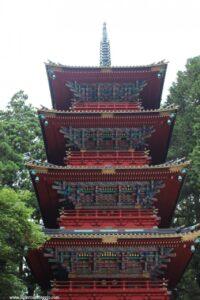 visitare il toshogu nikko, nikko, pagoda