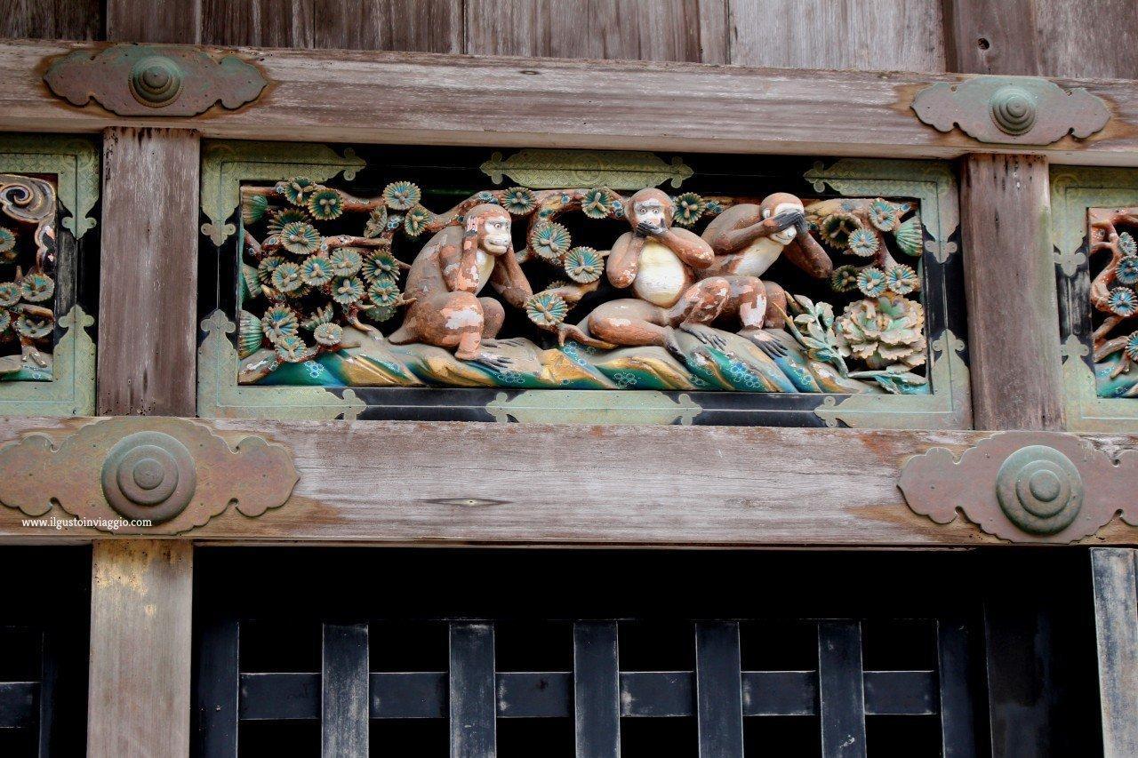 visitare il toshogu, nikko, cosa vedere a nikko