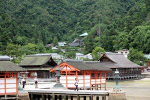 miyajima fai da te, santuario itsukushima
