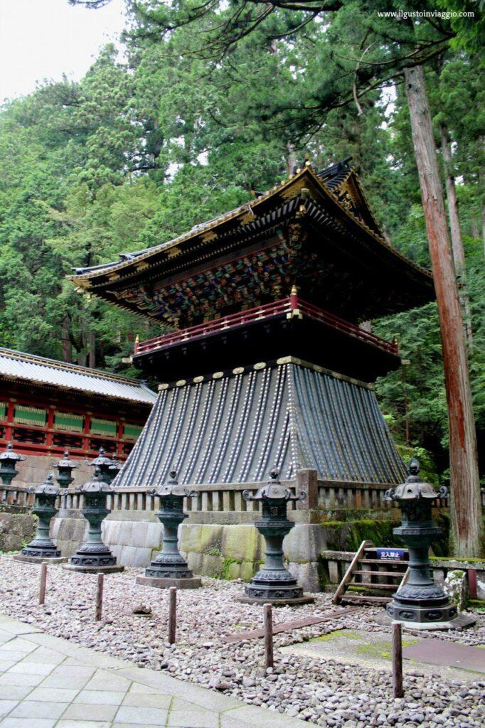 visitare il toshogu nikko