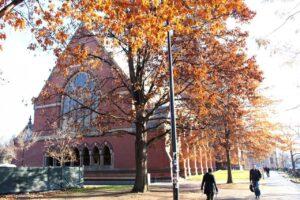 memorial hall harvard, visitare harvard