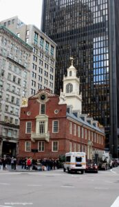 boston old church, Boston, Natale a boston, cosa vedere a boston