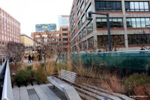 highline con i bambini new york
