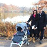 new york gratis con bambini, mangiare central park, bow bridge