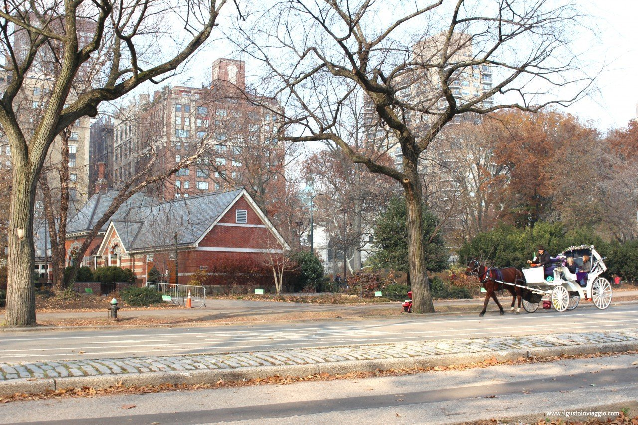tavern of the green, mangiare a central park