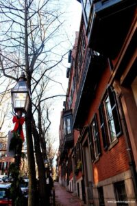 beacon hill boston, natale a boston, mercatini natale boston