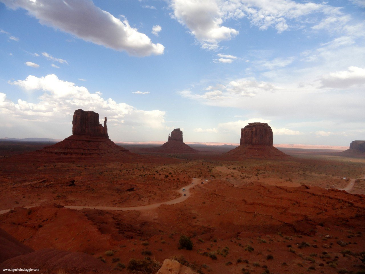 monument valley in auto, utah, cosa vedere monument valley