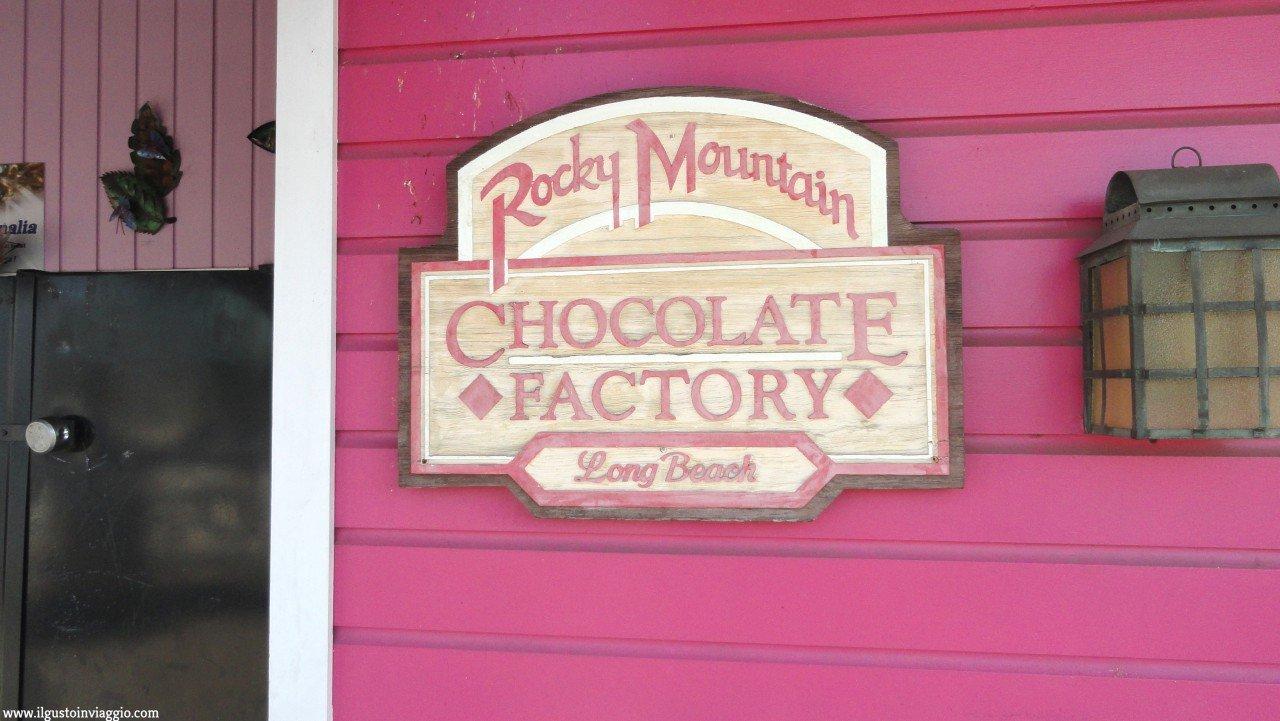 rocky mountain chocolate factory, cosa fare a long beach