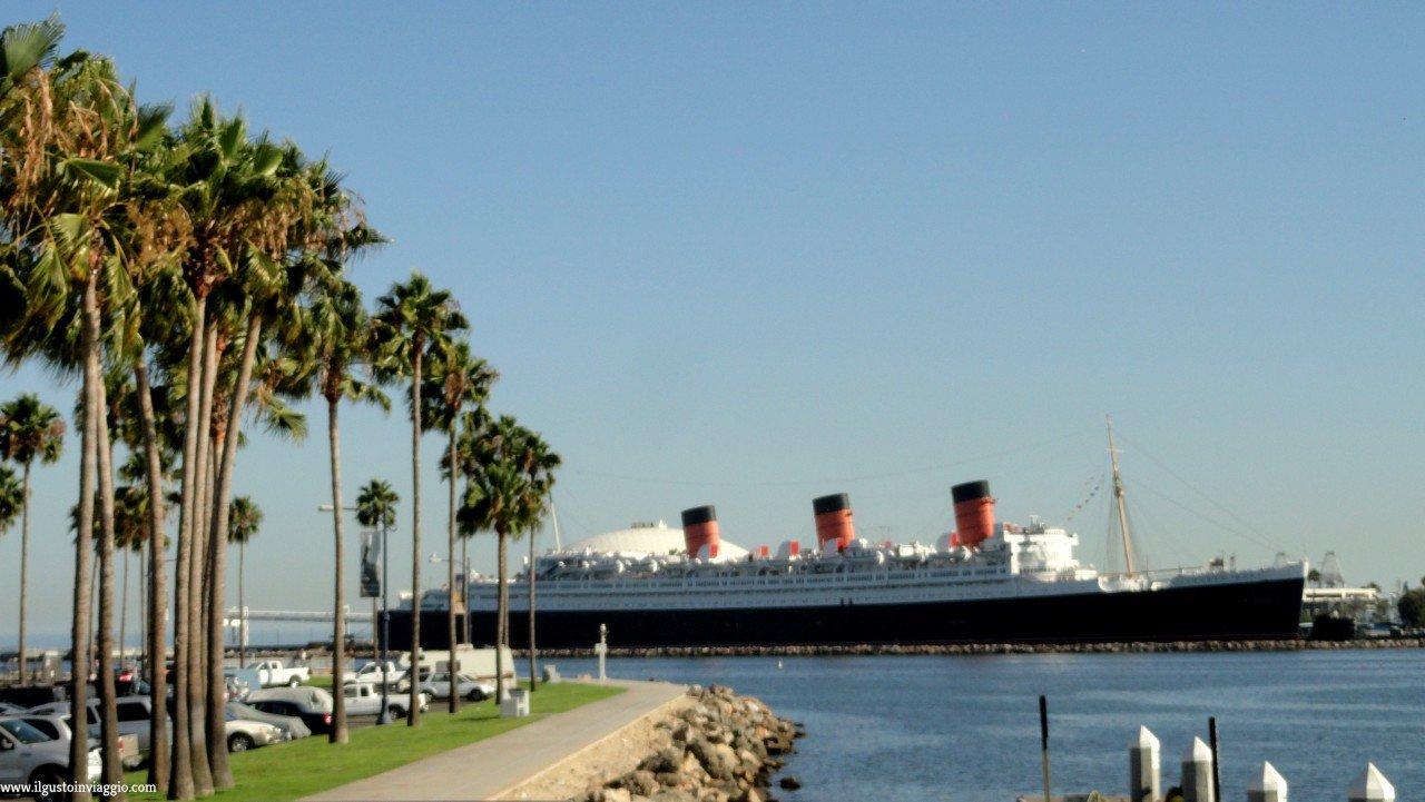 cosa fare a long beach,california, queen mary