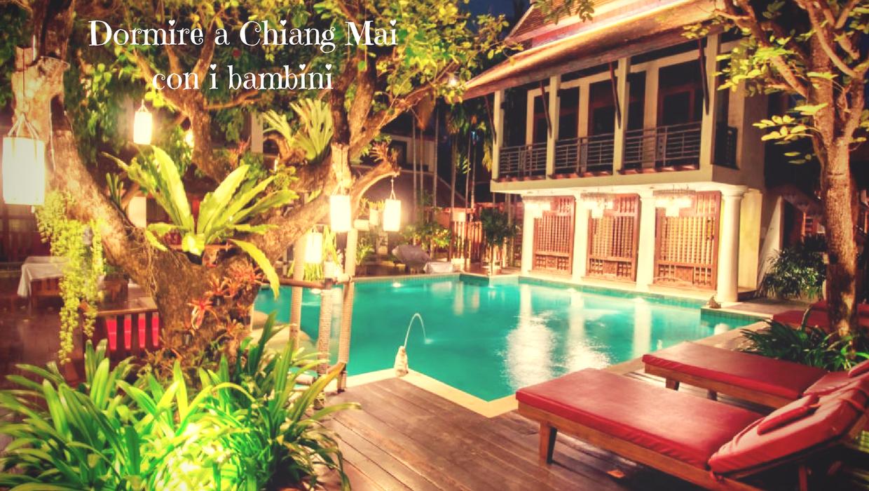dormire a chiang mai con i bambini, the rim resort, chiang mai, thailandia chiang mai