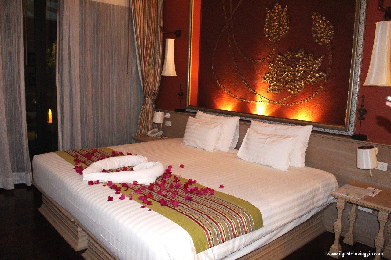 king size heritage resort sukhothai, dormire a sukhothai