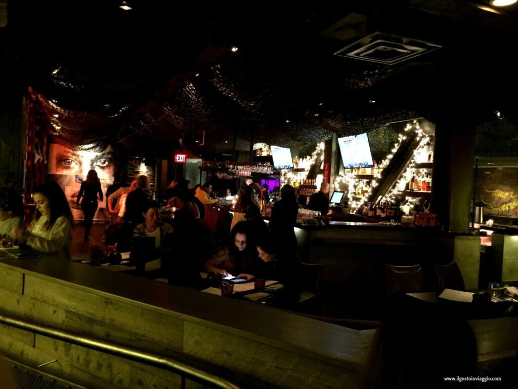 the tuck room, mangiare a financial district new york, mangiare a seaport district new york