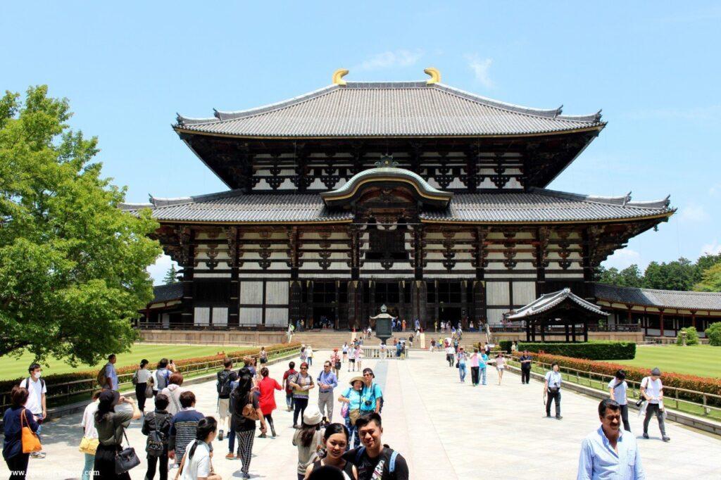 tempio todaiji di nara, Nara cosa vedere, todai ji temple