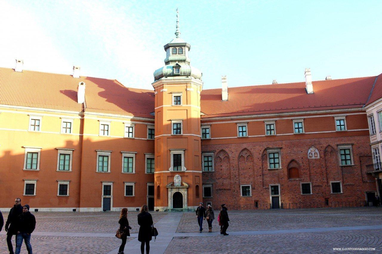 castello varsavia, due giorni a varsavia, week end a varsavia