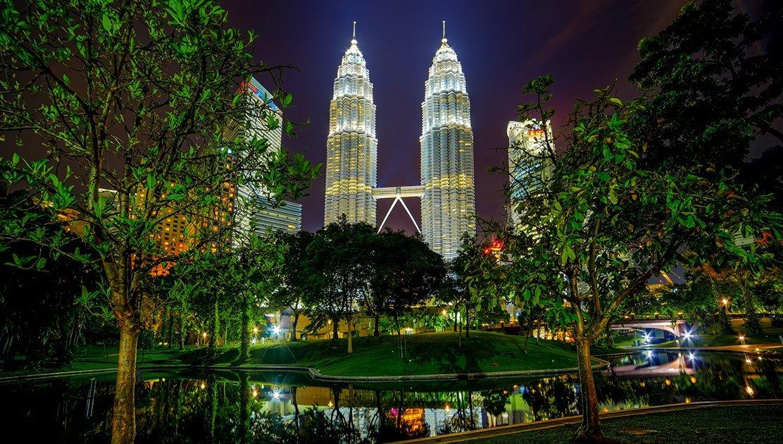 viaggio in malesia con bambini, petronas towers