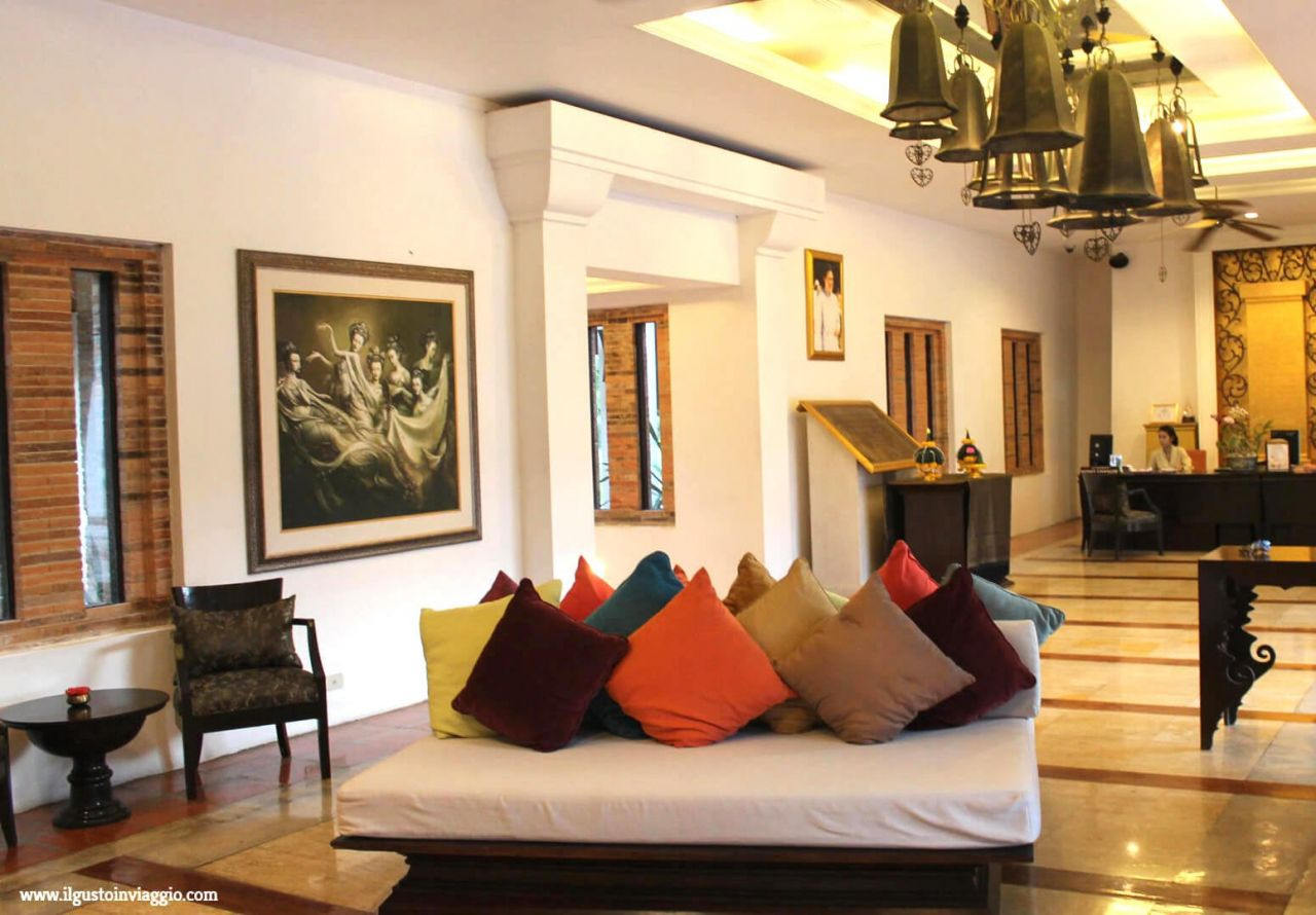 dormire a sukhothai, sukhothai thailandia, sukhoothai herotage resort
