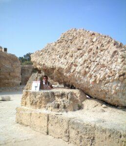 scavi di cartagine, bagni antonio cartagine, scavi archeologici cartagine tunisia
